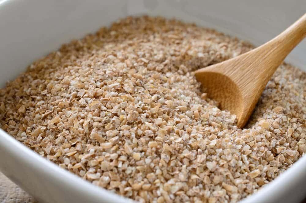 graham flour substitute