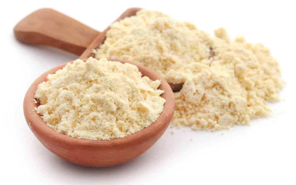 gram flour substitutes