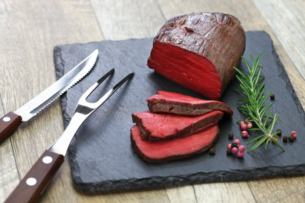 how to tell if venison is bad