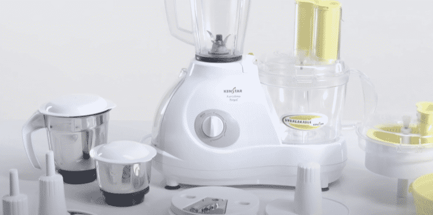 kenstar food processor not working