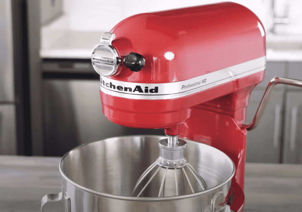 The most popular mixing appliance