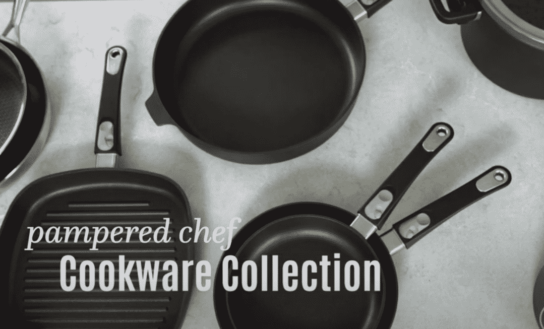 pampered chef executive cookware review