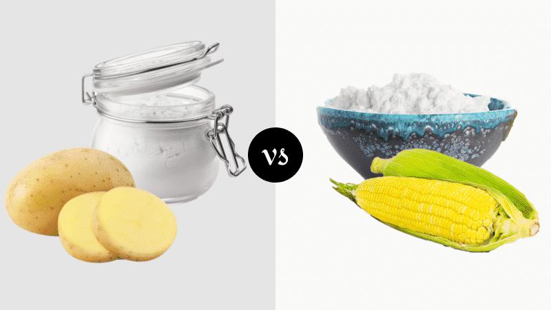 Potato Starch vs Cornstarch For Frying