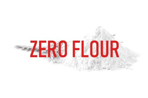 Starch has no flour