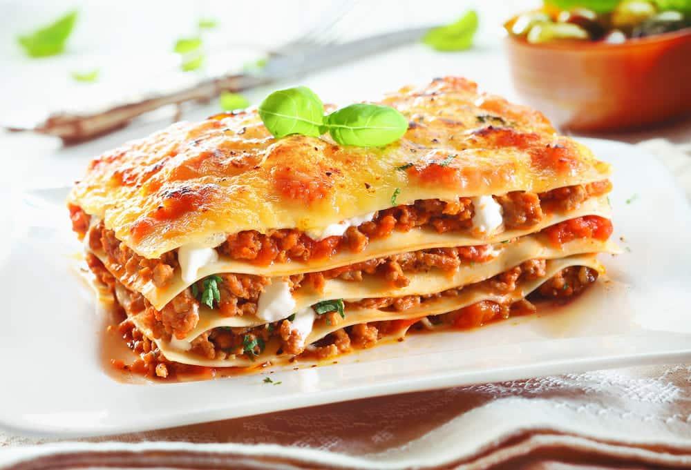 substitutes for egg in lasagna
