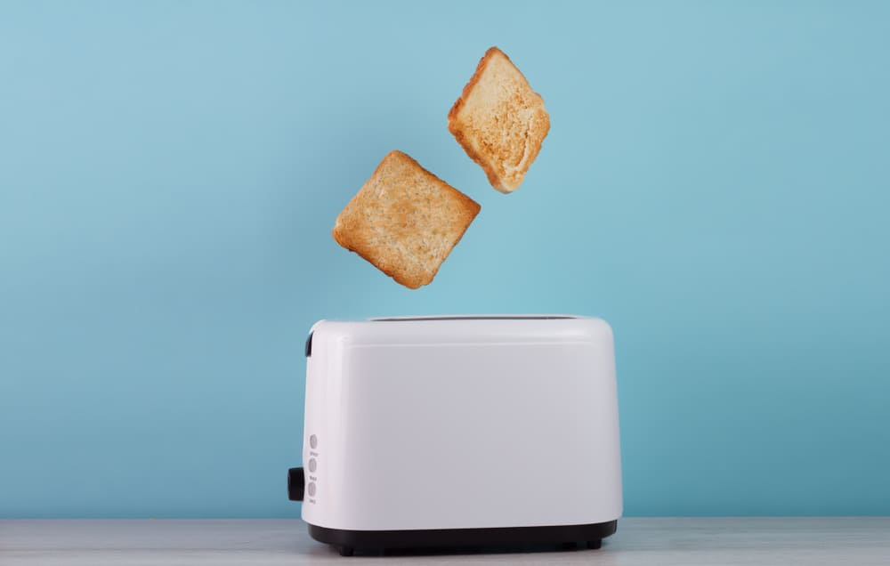 toaster electromagnet not working