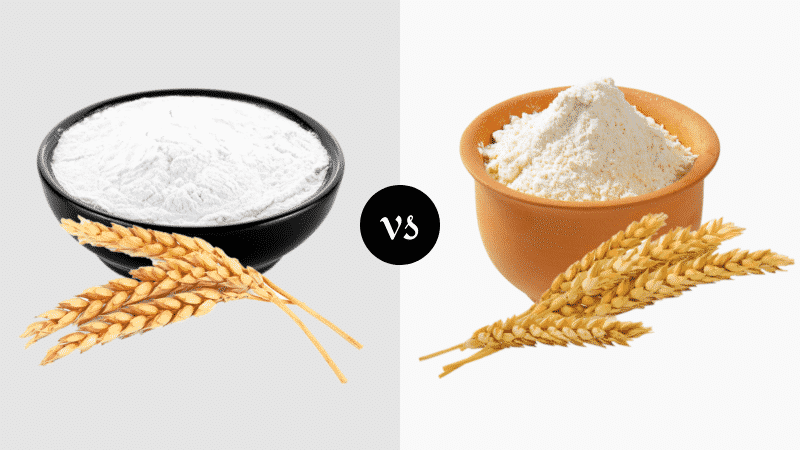 Wheat Starch vs Wheat Flour