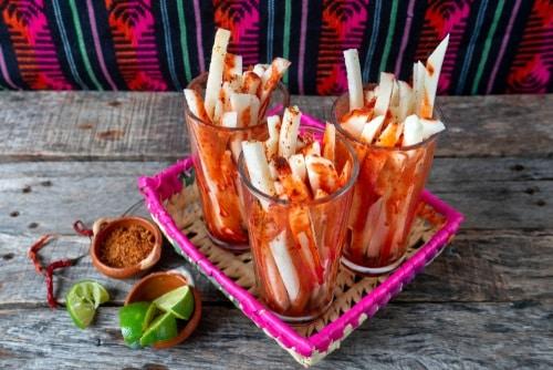 Jicama Sticks