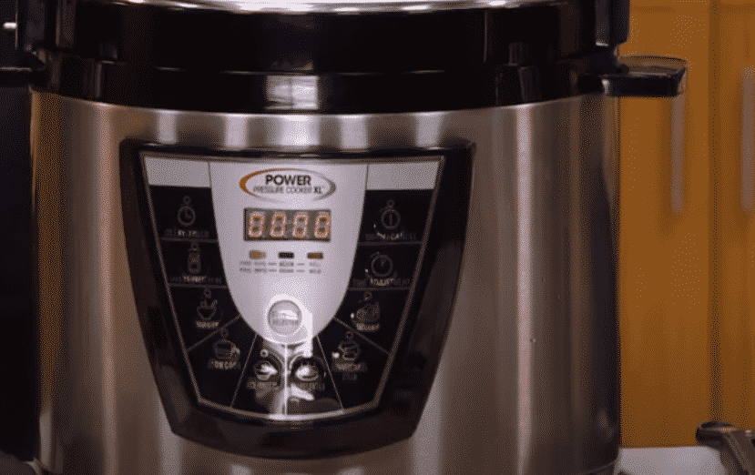 Power pressure cooker problems
