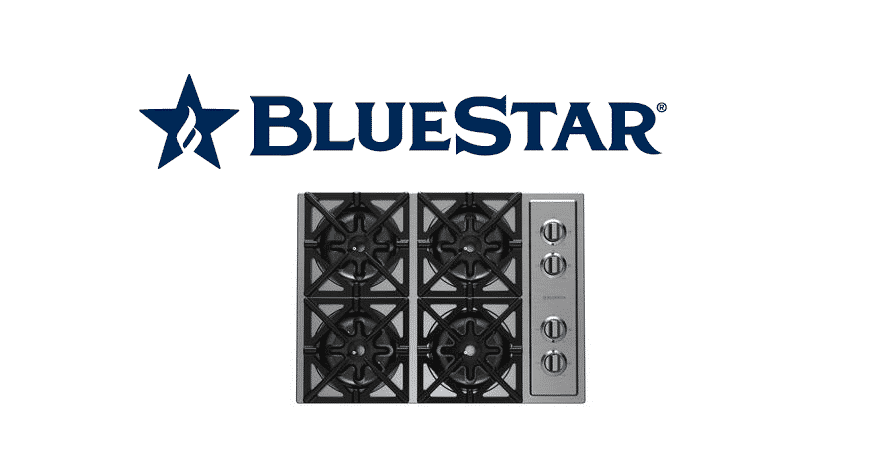 bluestar cooktop review
