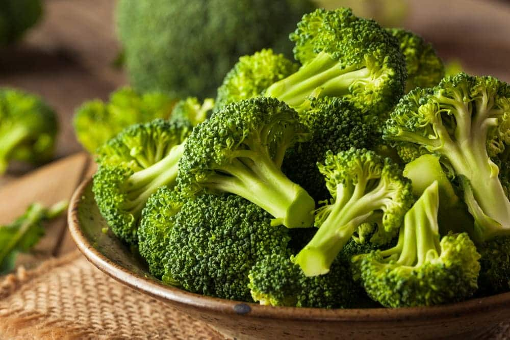 broccoli smells like gas
