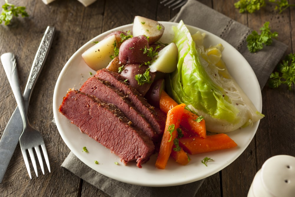 can you overcook corned beef in a crockpot