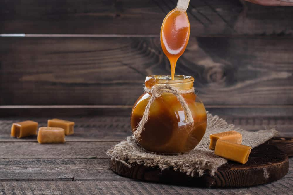caramel extract substitute