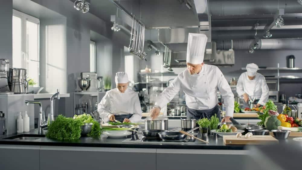chef de cuisine vs executive chef