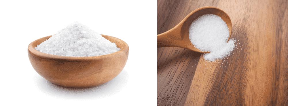 coarse vs fine salt