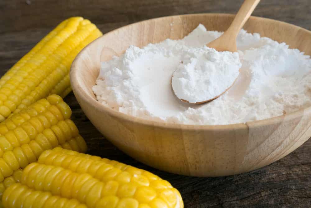cornstarch not thickening