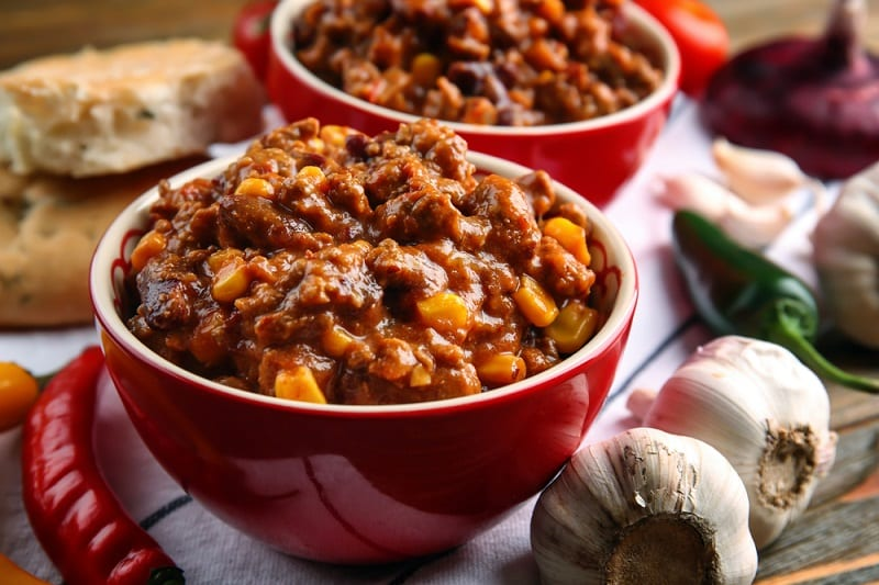 How To Cut Acidity In Chili?