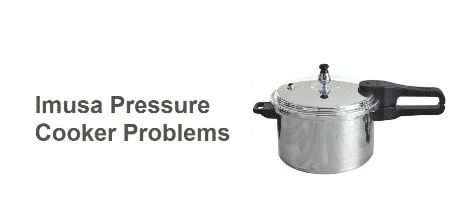 imusa pressure cooker problems