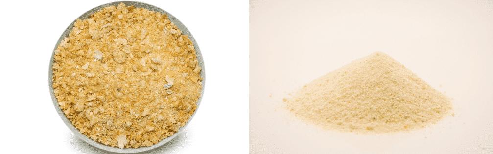 onion granules vs onion powder