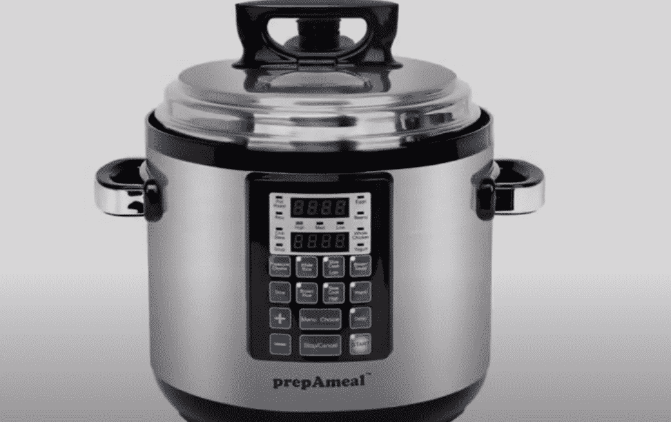 prepAmeal pressure cooker problems