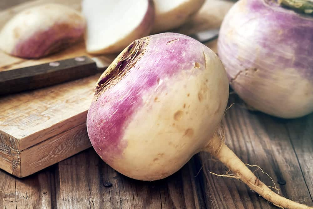 turnip substitute