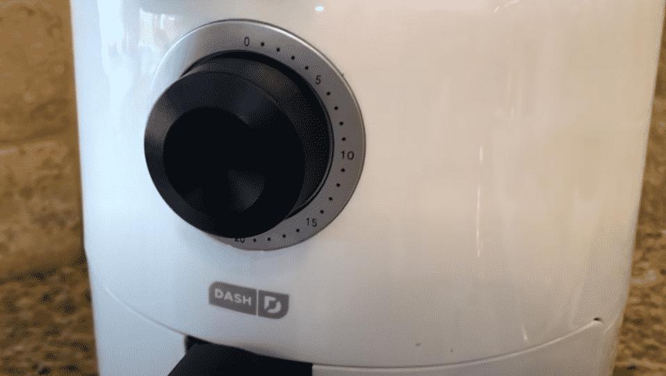 DASH air fryer problems