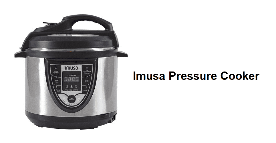 imusa pressure cooker orange popup not right