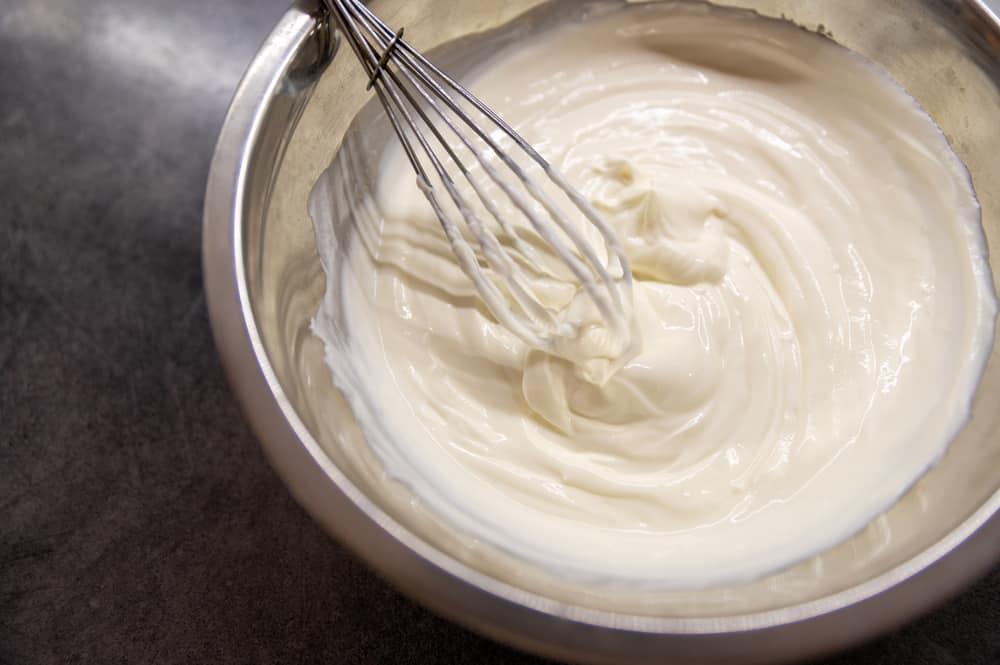 light cream substitute