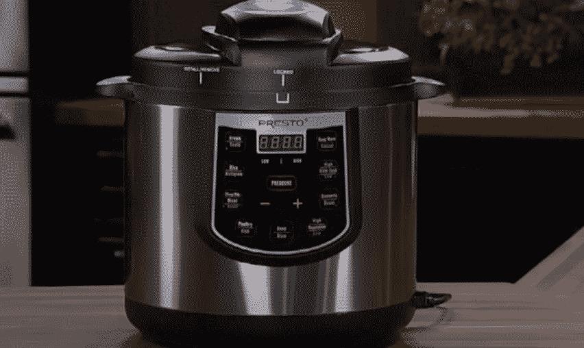 presto electric pressure cooker precise will not power on