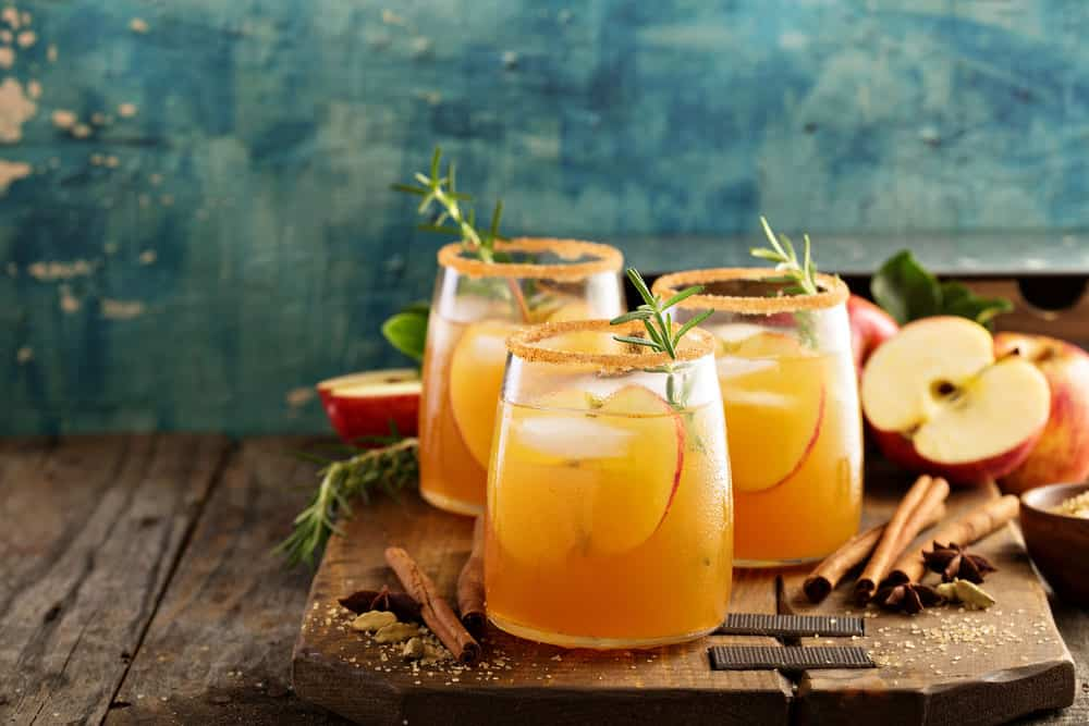 substitutes for apple juice