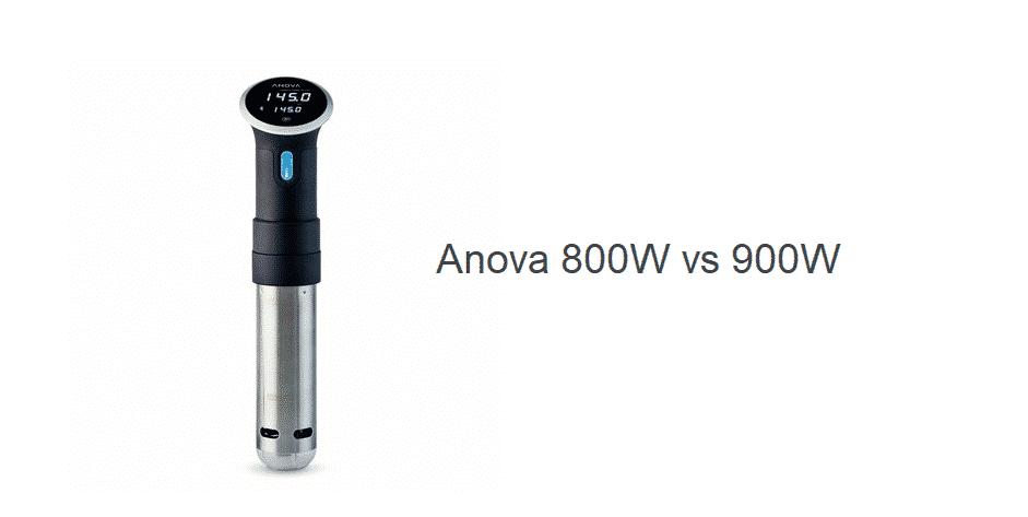 anova 800w vs 900w