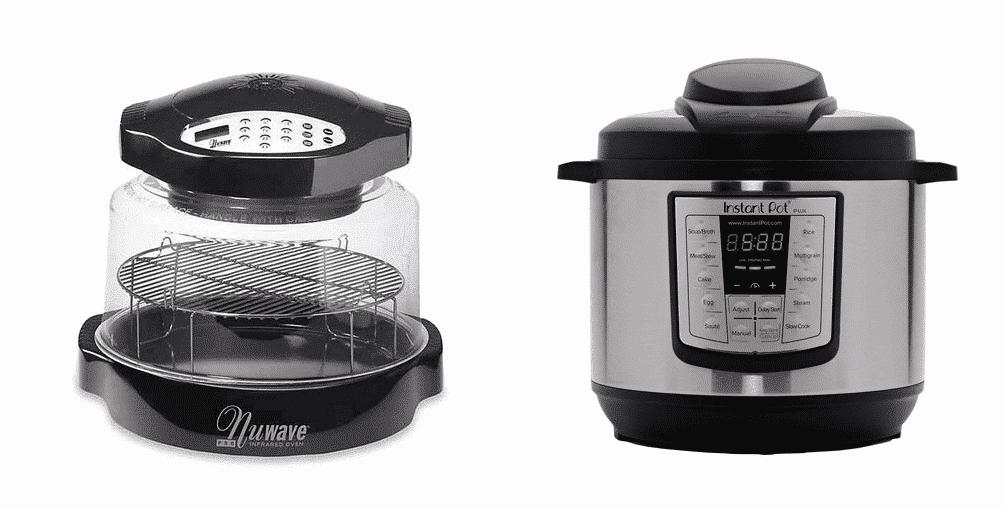 nuwave oven vs instant pot
