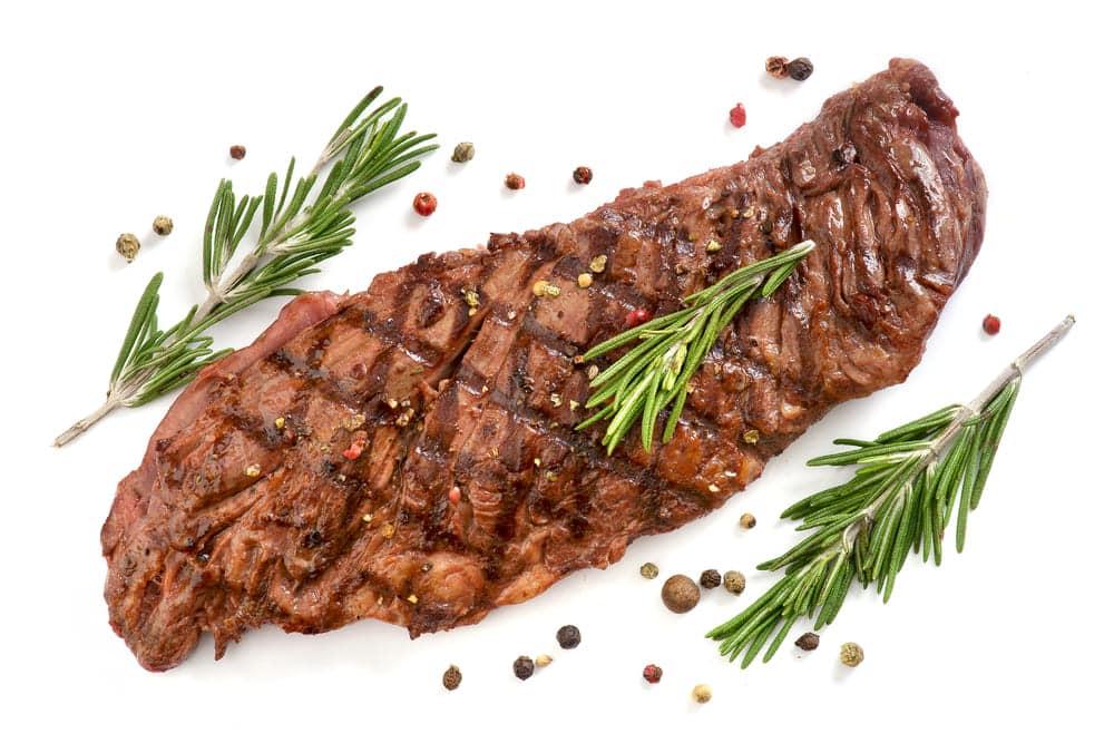 substitutes for skirt steak