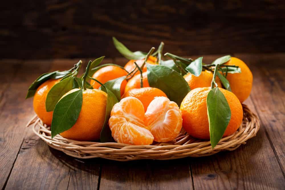 substitutes for tangerine