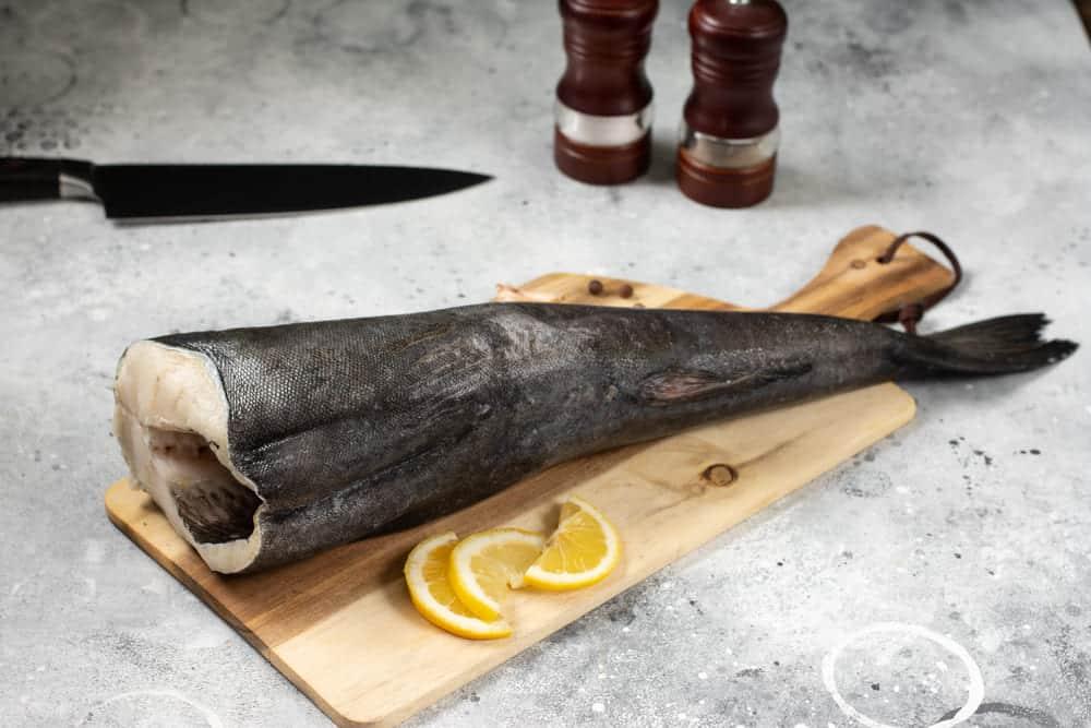 black cod substitutes