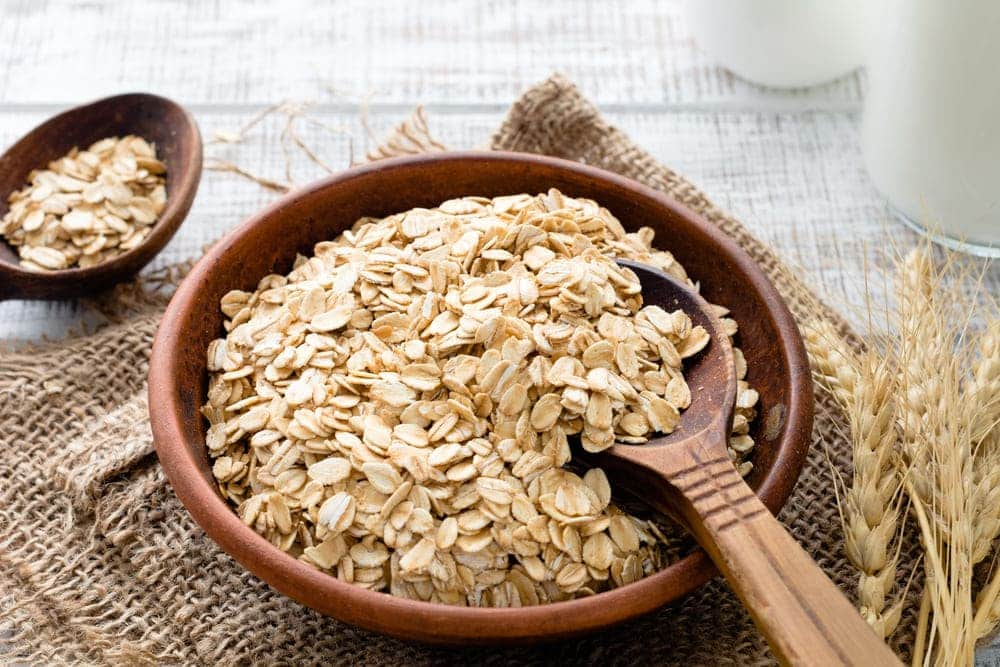 can you substitute quick oats for old fashioned oats