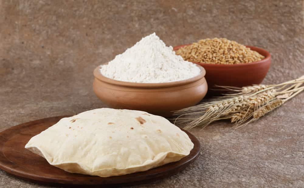 chapati flour substitutes