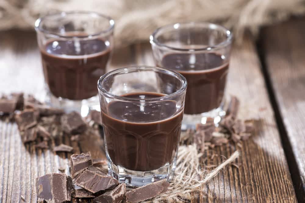chocolate liqueur substitutes