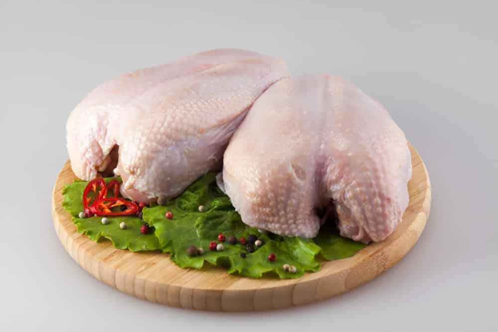convert bone in chicken to boneless