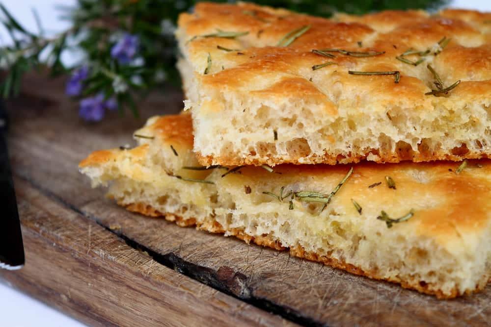focaccia bread substitutes