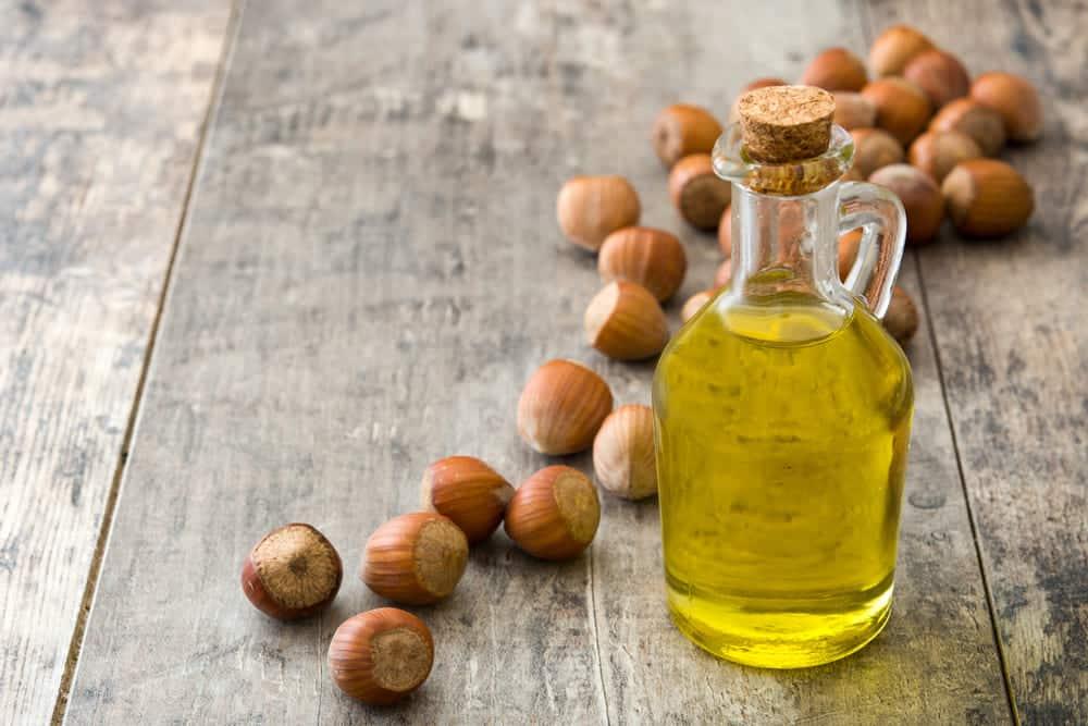 hazelnut oil substitutes