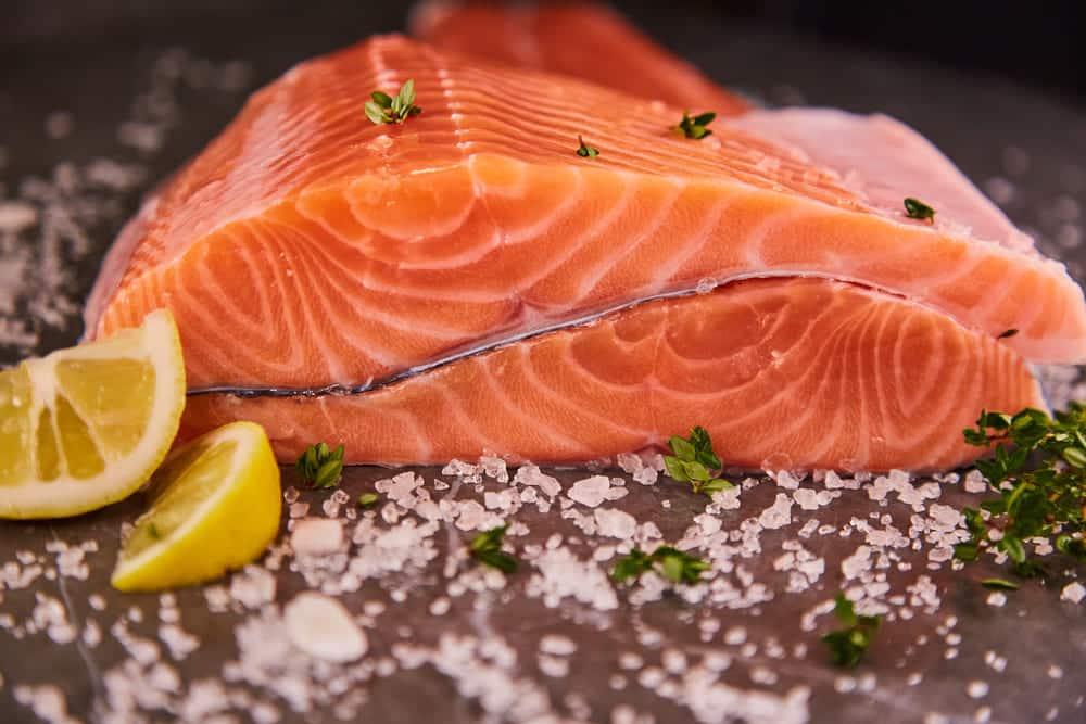keta salmon vs sockeye