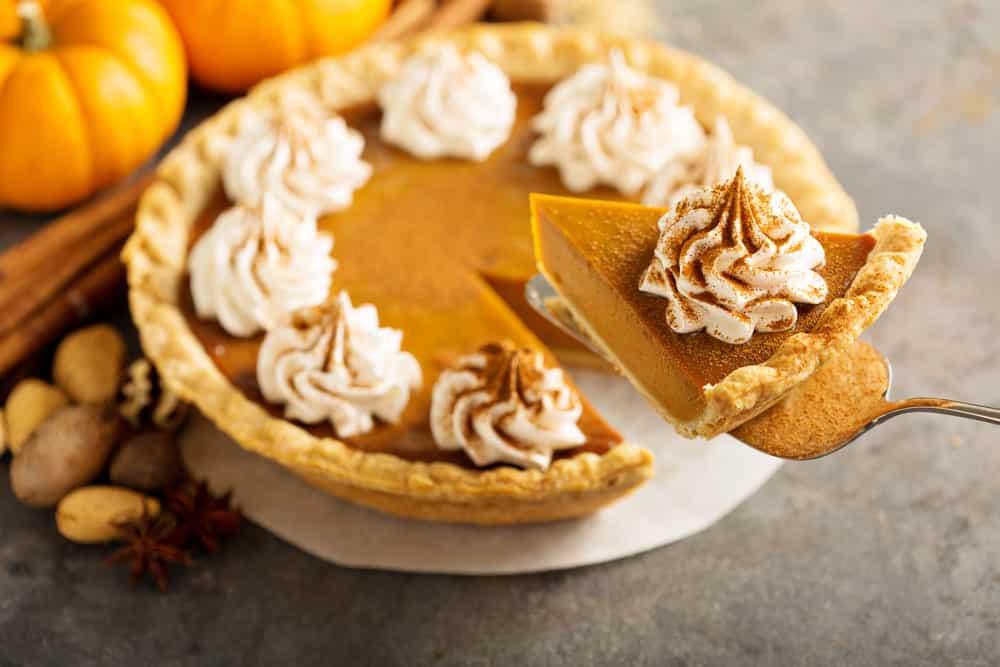 my pumpkin pie won't set