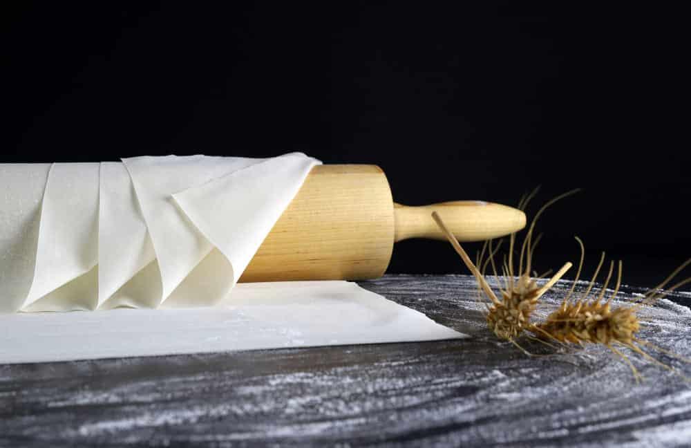 phyllo dough substitutes