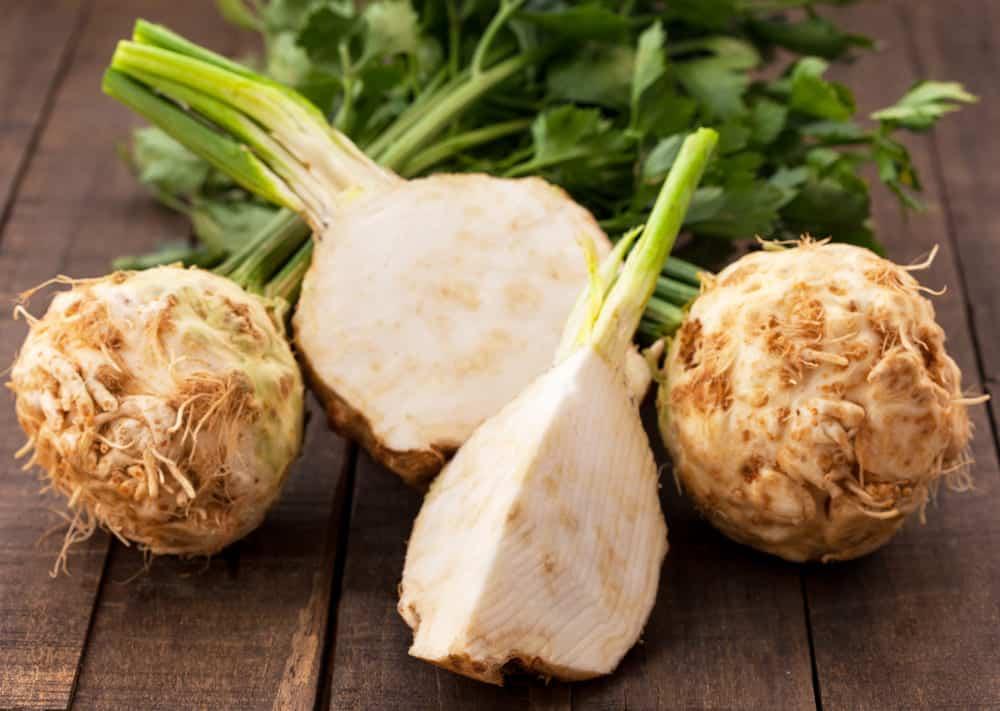substitutes for celeriac
