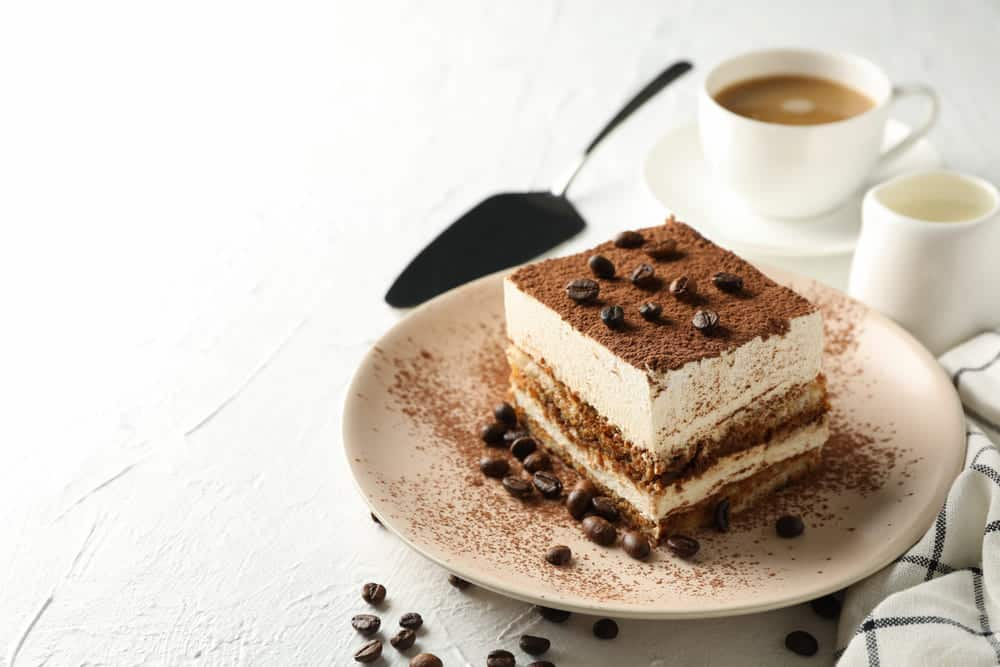 substitutes for coffee in cake