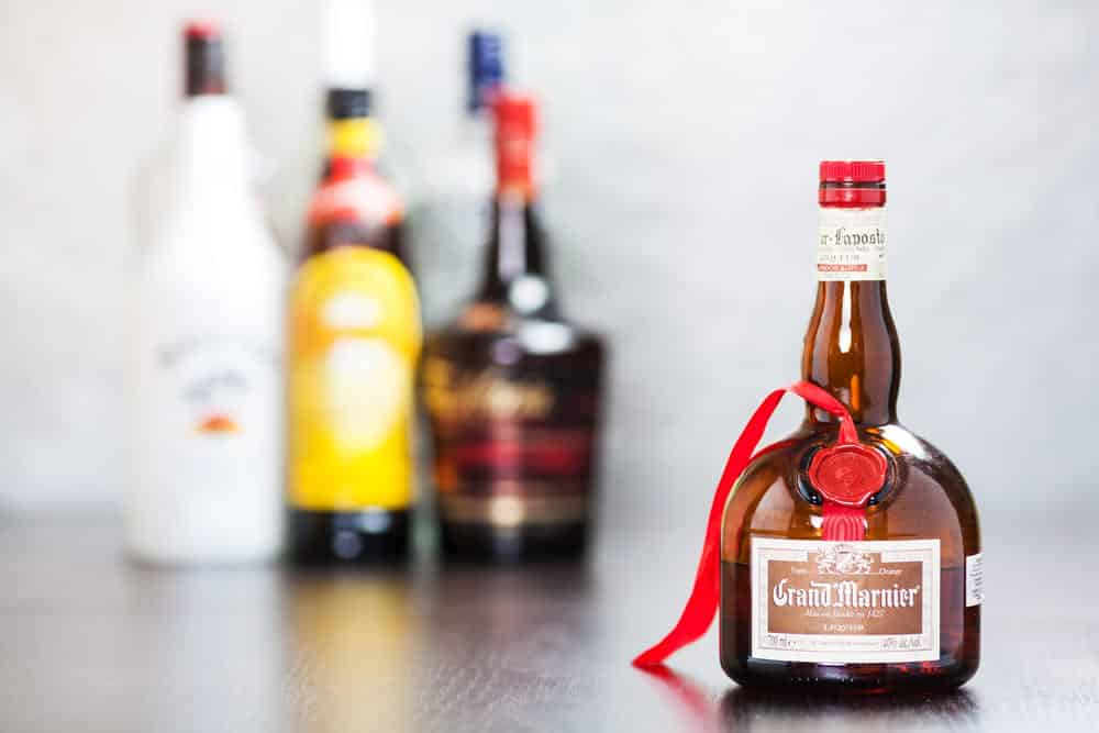 substitutes for grand marnier in baking