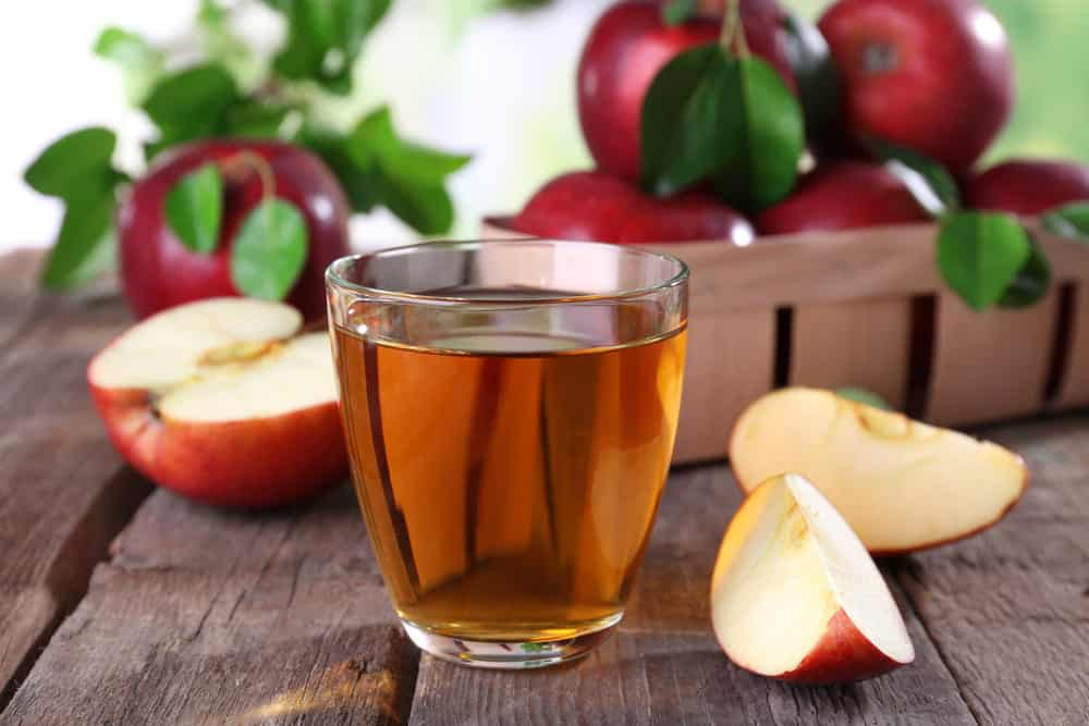 substitutes for unsweetened apple juice