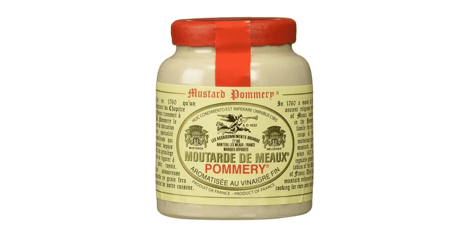 what is pommery mustard