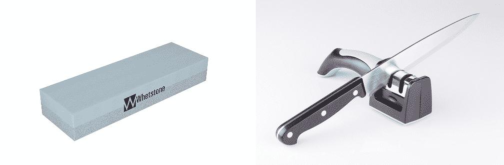 whetstone vs sharpener